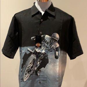 LARGE Men's Harley-Davidson shirt